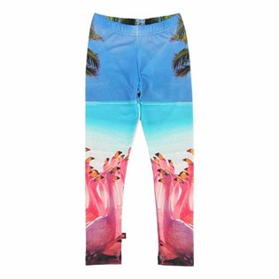 Molo Nikia Leggings - Flamingo
