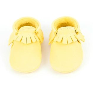Amy & Ivor Moccasin - Yellow