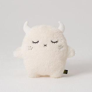 Ricepuffy Plush Toy - White
