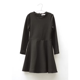 Motoreta Alma Dress - Black