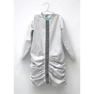 Motoreta Gunta Dress - Grey