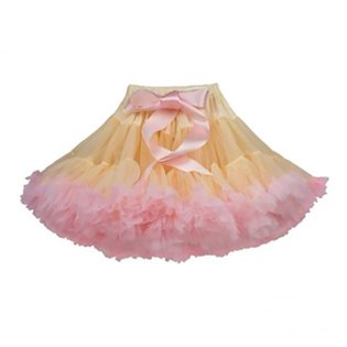 Angel's Face Cup Cake Petti Skirt Tutu