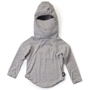Nununu Ninja Shirt - Heather Grey