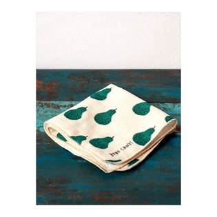 Bobo Choses Maison Baby Towel Pear