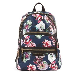 Elwood Backpack - Floral