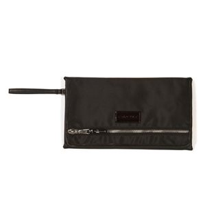 Etta Changing Clutch - Black