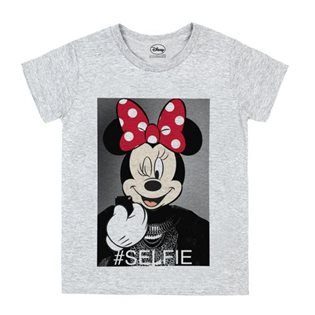 Selmi - Minnie Mouse Selfie Tee