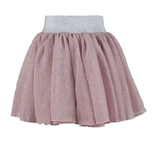 Pink Sparkle Party Skirt