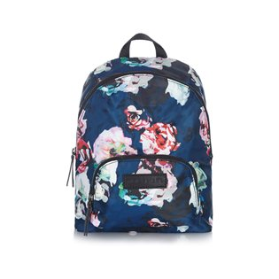 Mini Elwood Backpack - Floral