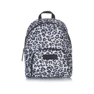 Mini Elwood Backpack - Leopard