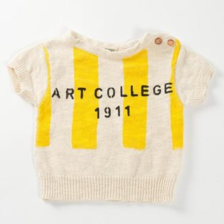 Art College Knitted Tee