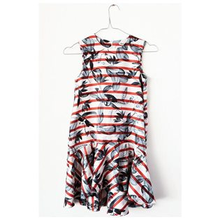 Laura Dress - Birds Print