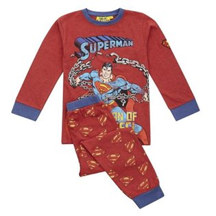 Retro Superman Pyjamas