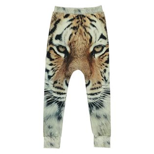 Baggy Leggings - New Tiger Print