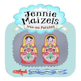 Russian Doll Clothes Plaster