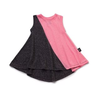 Nununu Half & Half 360 Tank Dress