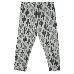 Cactus Pants With Kneepatch - Soft Green