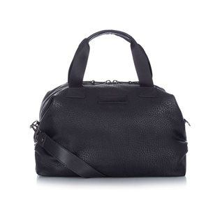 Mini RAF Holdall - Black