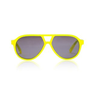 Rocky Sunglasses - Yellow Neon