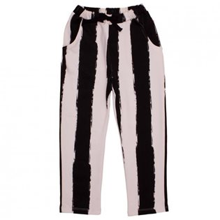 Noe & Zoe Pants - Black Stripes