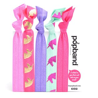 Popband Hair Ties - Unicorn