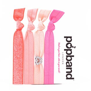 Popband Hair Ties - Butterfly