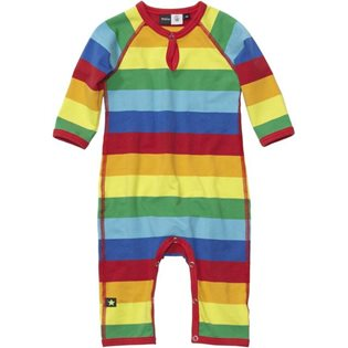 Fleming Playsuit - Rainbow