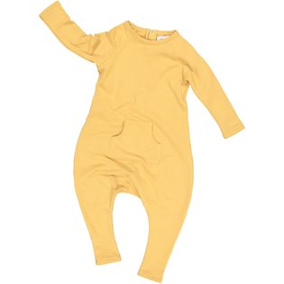 Pocket Onesie - Oak Buff