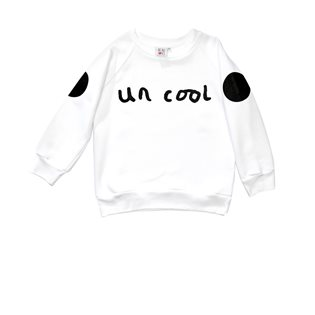 Beau Loves Raglan jumper - Uncool + O