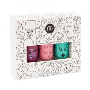 Nailmatic Kids Nail Polish - Jungle Box Set