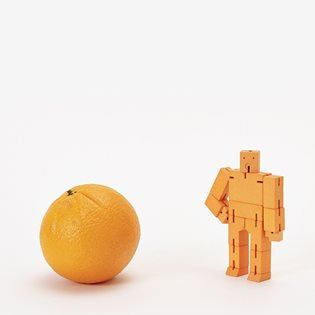 Micro Cubebot - Orange