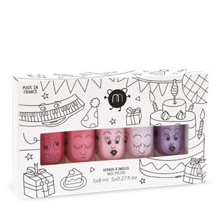 Nailmatic Kids Nail Polish - Party 5