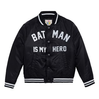 Penn - Batman Baseball Jacket