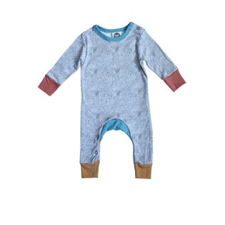 Monty Sleepsuit Coco - Nearly Black