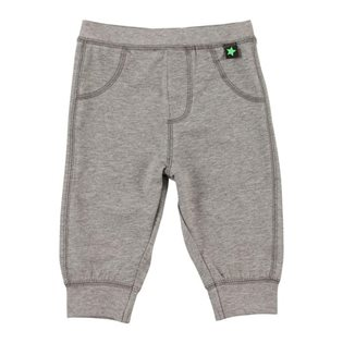 Molo Scott Baby Trousers - Grey melange