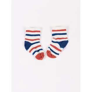 Stripes Tennis Baby Socks
