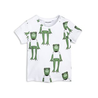 Frogs SS Tee - Green