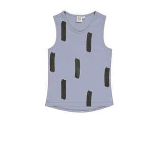 Beau Loves Racer Vest - Chalk Blue