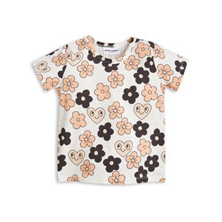 Flowers SS Tee - Off White
