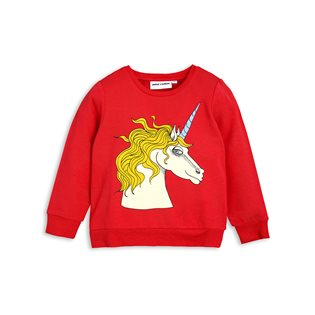 Unicorn SP Sweatshirt - Red