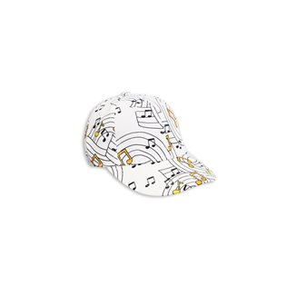 Music Cap - Off White