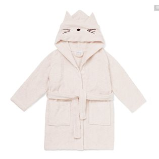 Lilly Bathrobe - Cat - Sweet Rose