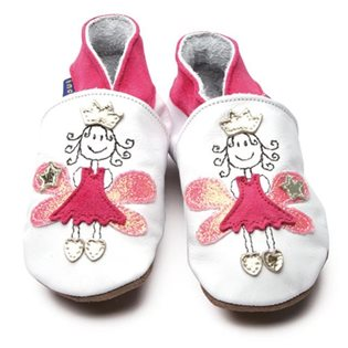 Fairy Princess Baby Shoes