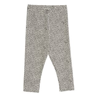 Paula Baby AOP Mini Pebbles Leggings - Bridal Blush