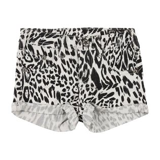 Molo Girls Audrey Shorts - Spaced Leo