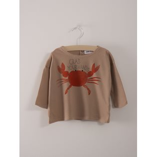 Crab Your Hands Baby T-Shirt