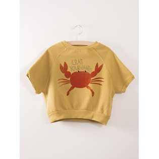 Crab Your Hands SS Sweatshirt