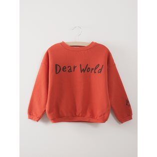 Dear World Sweatshirt
