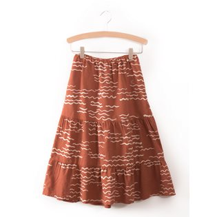 Tide Long skirt