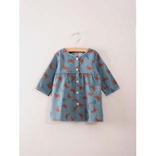 Crab Your Hands Baby Princess Dress